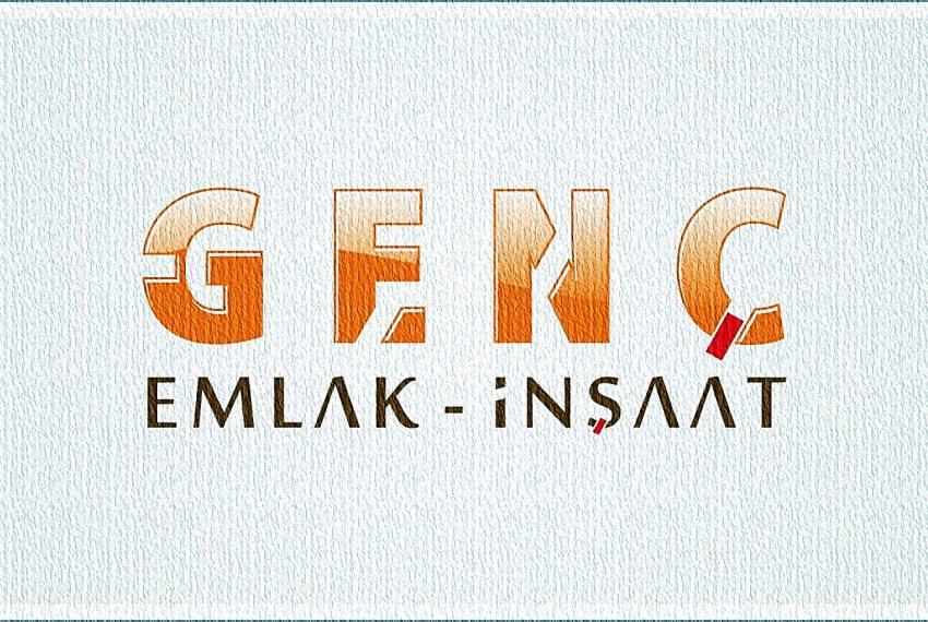 Genc Emlak Logo